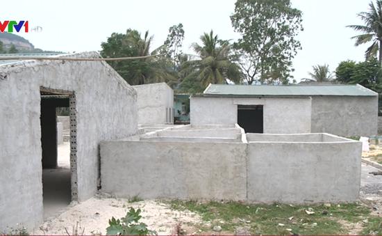 Thanh Hóa: Dân ồ ạt xây nhà...chờ đền bù
