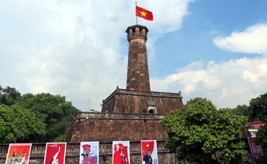 Xây dựng cột cờ Hà Nội tại Cà Mau