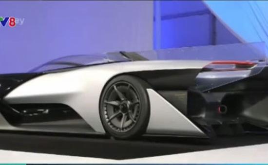 FFZERO1 – Xe đua chạy bằng điện 1.000 mã lực