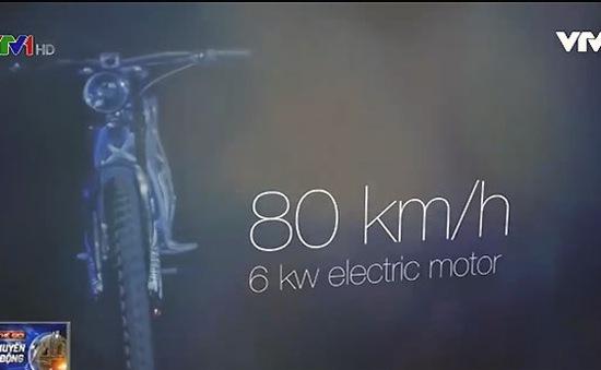 Xe máy sản xuất bằng công nghệ 3D