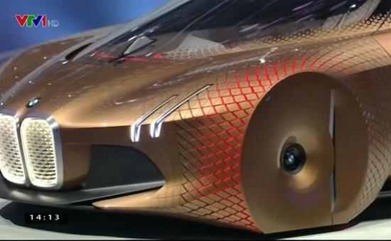 Vision Next 100 - Mẫu xe tự lái sắp ra mắt của BMW