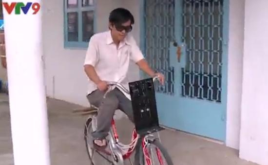 Sáng chế xe đạp cho người khiếm thị