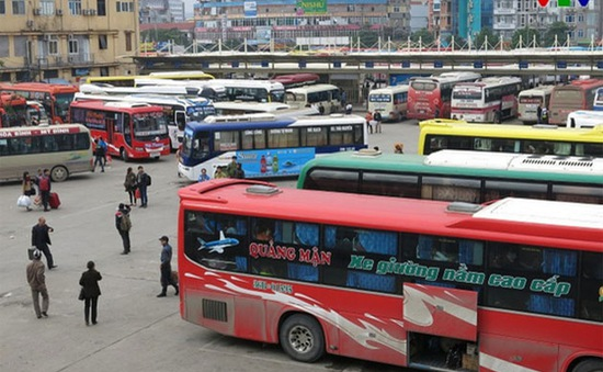 Điều chuyển phương tiện từ bến xe Lương Yên