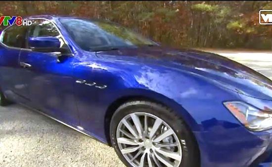 28.000 xe sang Maserati bị lỗi kẹt chân ga