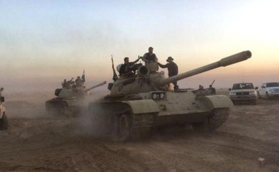 Những khó khăn trong trận chiến giành lại Mosul
