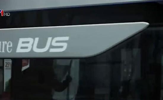 Mercedes-Benz ra mắt xe bus tương lai