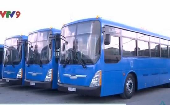 TP.HCM nâng cao chất lượng phương tiện giao thông công cộng