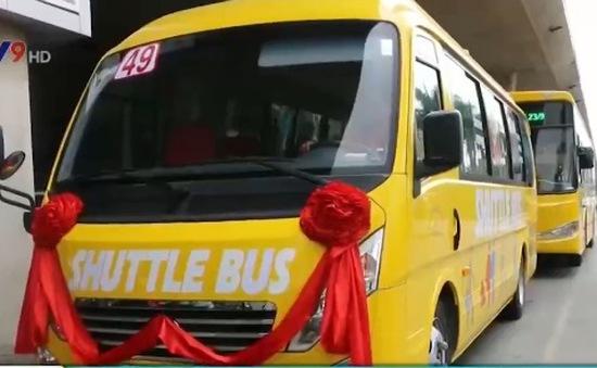 """TP.HCM: Thêm tuyến xe bus """"5 sao"""" đến sân bay Tân Sơn Nhất"""