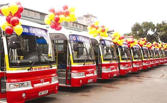 Hà Nội thêm 2 tuyến xe bus mới