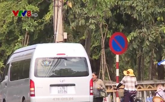Các doanh nghiệp vận tải Đăk Lăk điêu đứng vì xe dù