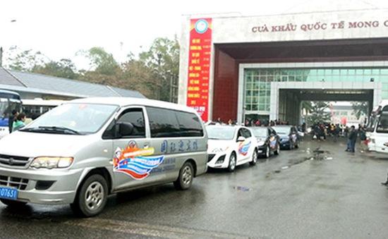 Khách Trung Quốc được lái xe sang Móng Cái từ năm 2017