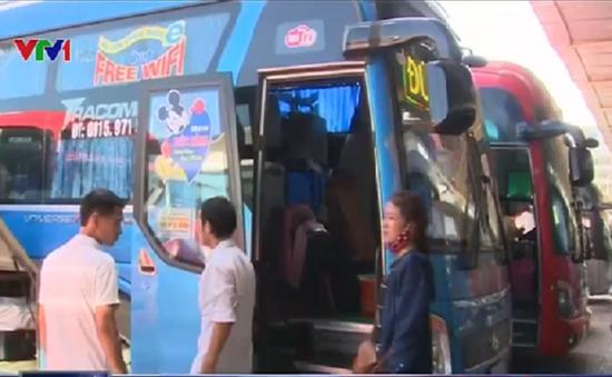 Hà Nội lúng túng trong việc điều chuyển xe khách về bến mới