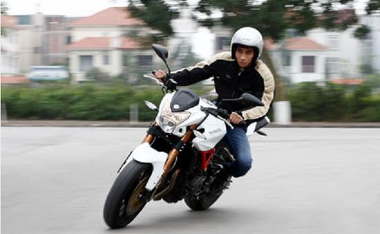 Đề xuất thí điểm xe máy phân khối lớn đi đường cao tốc