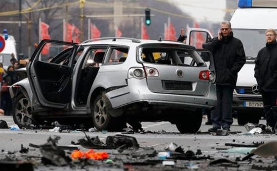 Đức đưa ra nguyên nhân vụ xe hơi phát nổ ở Berlin