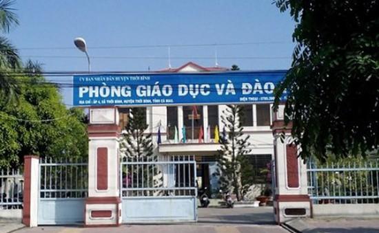 Cà Mau: Hàng nghìn giáo viên bị nợ tiền thâm niên