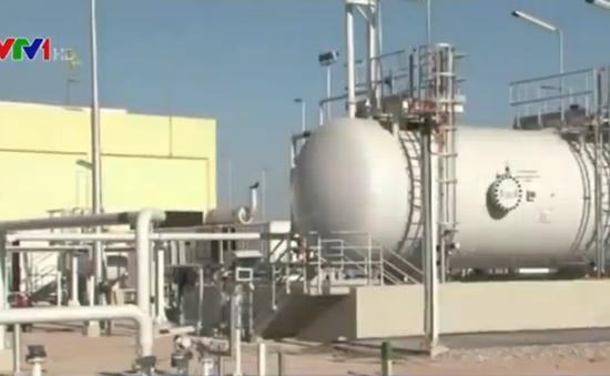 Iraq lần đầu tiên xuất khẩu khí đốt