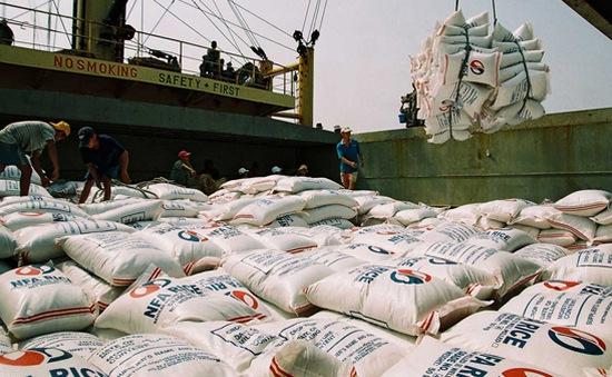 Xuất khẩu gạo tăng khoảng 46% tháng 1/2016