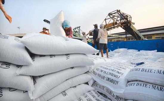 Việt Nam được phép xuất khẩu gạo chính ngạch sang Trung Quốc