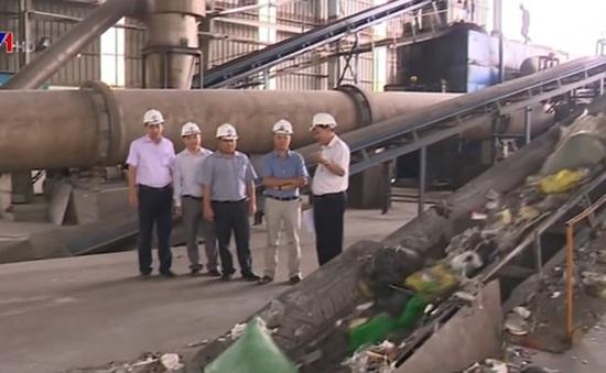Hiệu quả xử lý, tái chế chất thải ở Bình Dương
