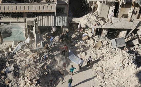 Gần 600 người bị thương tại Aleppo (Syria) cần được cứu chữa