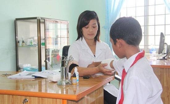 Các trường học phải có phòng y tế riêng