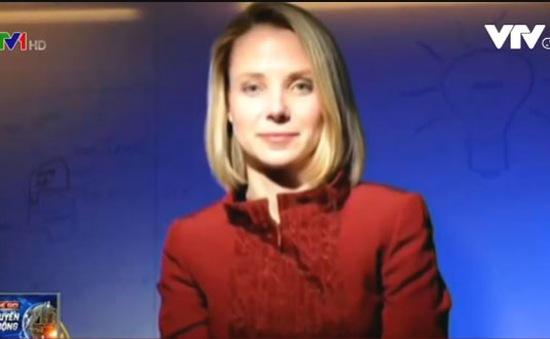 Yahoo thất bại thảm hại dưới triều đại Marissa Mayer