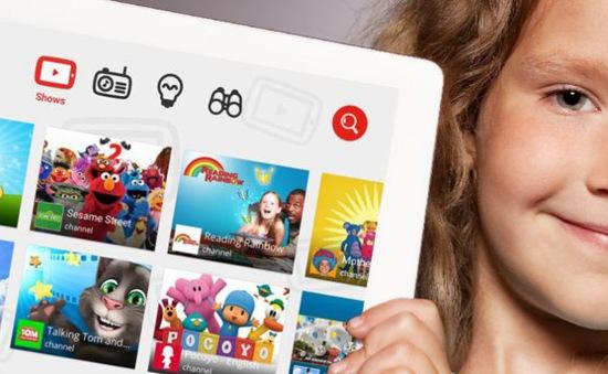 Ứng dụng YouTube Kids ra mắt tại Singapore