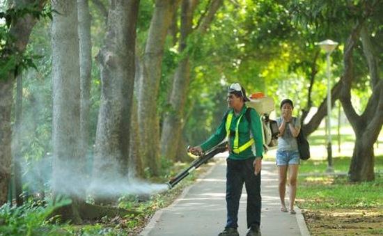 Singapore ghi nhận thêm 27 trường hợp nhiễm virus Zika