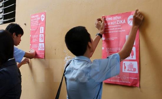 Tầm soát miễn phí bệnh do virus Zika tại TP.HCM