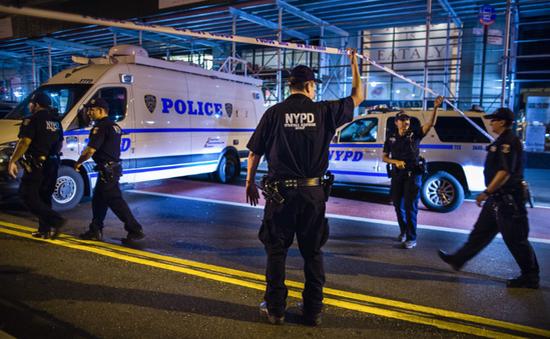 Xuất hiện video vụ nổ ở Manhattan (Mỹ)