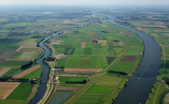 Bài học kinh nghiệm về phòng chống hạn, mặn của Hà Lan