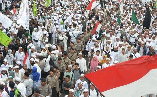 Indonesia: Biểu tình tại Jakarta leo thang thành bạo lực