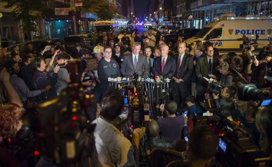 Vụ nổ tại New York có liên quan đến khủng bố?
