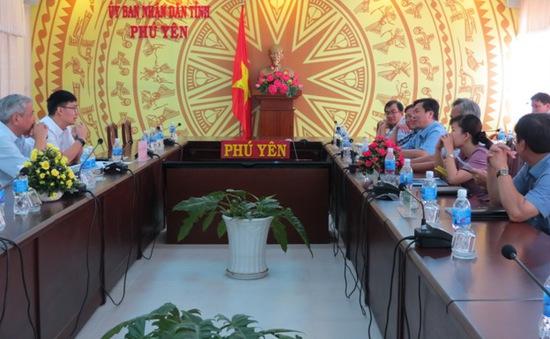 Phú Yên gặp mặt, đối thoại với các nhà  đầu tư năm 2017