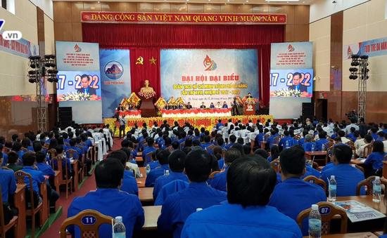 Đại hội Đại biểu Đoàn TNCS Hồ Chí Minh TP. Đà Nẵng nhiệm kỳ 2017-2022