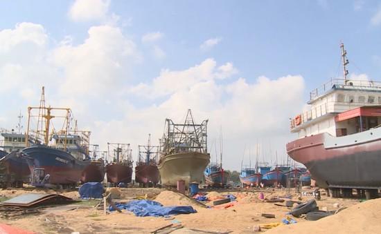 Đền bù, hỗ trợ thiệt hại cho ngư dân có tàu vỏ thép bị hư hỏng