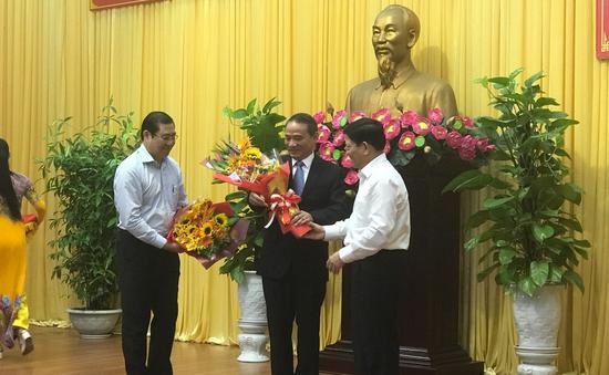 Bộ trưởng Bộ Giao thông vận tải Trương Quang Nghĩa làm Bí thư Đà Nẵng