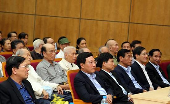Phó Thủ tướng Phạm Bình Minh dự Ngày hội Đại đoàn kết toàn dân tộc