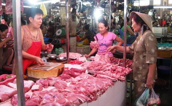 Sức mua và giá thịt heo giảm sau vụ tiêm thuốc an thần