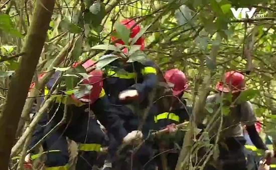 Trải nghiệm lớp học kỹ năng sinh tồn trong rừng cho trẻ