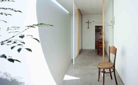 Căn nhà tình yêu 33 m2 tiện nghi và tối giản ở Nhật