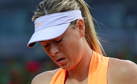 Maria Sharapova rút lui khỏi Cincinnati 2017