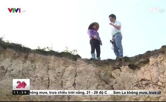 Sống giữa hàng chục hố tử thần, người dân Thái Nguyên hoang mang