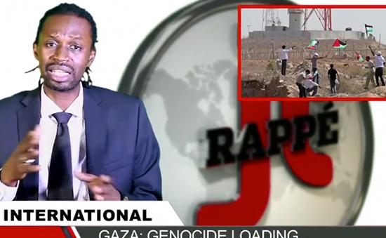 Bản tin thời sự bằng nhạc Rap ở Senegal