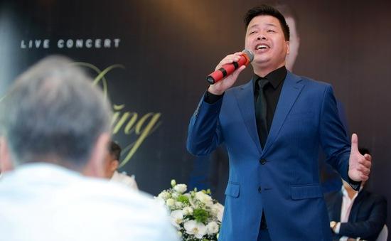 """NSƯT Đăng Dương kỷ niệm 20 năm ca hát với đêm nhạc """"Mặt trời của tôi"""""""