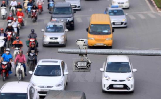 TP Vinh (Nghệ An) sẽ lắp 81 cụm camera giám sát giao thông