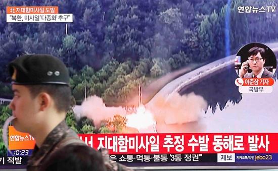 EU bổ sung danh sách trừng phạt Triều Tiên