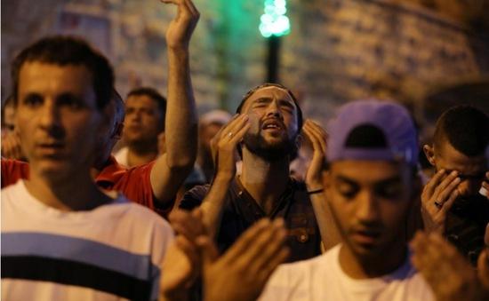 Giải quyết khủng hoảng tại Jerusalem trước ngày 28/7
