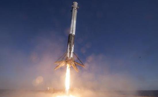 SpaceX phóng thành công tên lửa mang vệ tinh của Hàn Quốc