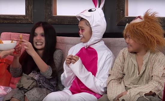 Phi Thanh Vân được mai mối, thí sinh Vietnam Idol Kids quậy tung Gia đình vui nhộn